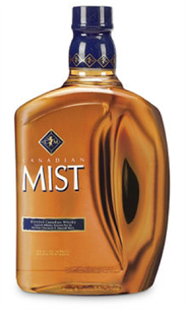 Canadian Mist Whisky 80@